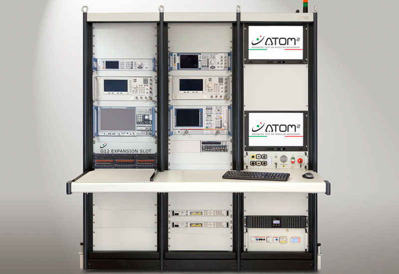 ATOM, Advanced Test on Modular Mainframe