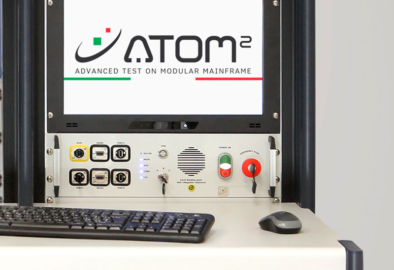 ATOM-S, stand and rack series